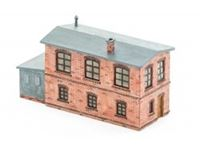 Picture of Signalbox with small outbuilding