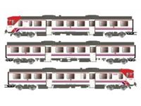 Picture of RENFE, diesel railcar, class 592 Cercanias, with DCC Decoder