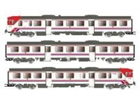 Picture of RENFE, diesel railcar, class 592 Cercanias, with DCC Sound Decoder