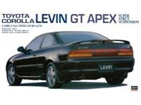 Picture of 1/24 Toyota Corolla Levin GT Apex Limited Edition