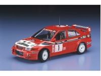 Picture of 1/24 Mitsubishi Lancer Evo VI 1999 WRC Champion Limited Edition