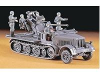 Picture of 1/72 8 Ton Half Track 37mm AA