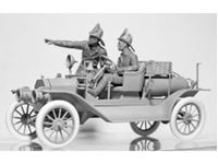 Immagine di 1:24 Model T 1914 Fire Truck with Crew
