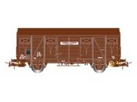 Picture of SNCF, 2-axle covered wagon Gss 4.01 ÔÇ£Bagages ExpressÔÇØ, period IV