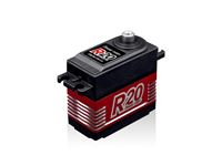 Immagine di SERVO HD R25 MG CORELESS 6/7,4V (25.0KG/0.10SEC)
