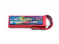 Picture of BATTERIA NVISION LIPO 2S 7,4V 3700 20C
