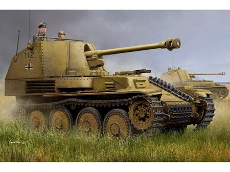 Immagine di Hobby Boss 80169 Marder III Ausf.M Tank Destroyer Sd.Kfz.138 - Early