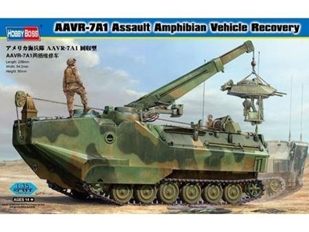 Immagine di Hobby Boss 1/35 AAVR-7A1 Assault Amphibian Vehicle Recovery 82411