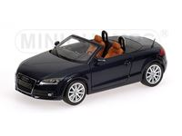 Picture of MINICHAMPS AUDI TT ROADSTER 2006 BLUE METALLIC 1/18