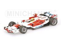 Picture of MINICHAMPS TOYOTA TF106 R. SCHUMACHER 2006 1/18