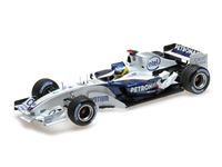 Picture of MINICHAMPS SAUBER BMW C24B NICK HEIDFELD VALENCIA 2006 1/18