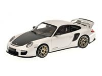 Picture of MINICHAMPS PORSCHE 911 997 II GT2 RS 2011 WHITE 1/18