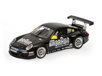 Immagine di MINICHAMPS PORSCHE 911 GT3 VIP BRAUN PORSCHE SUPERCUP 2010 1/18