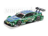 Picture of MINICHAMPS BMW M3 DTM BMW TEAM RBM AUGUSTO FARFUS DTM 2013 1/18
