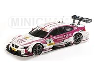 Picture of MINICHAMPS BMW M3 DTM TEAM RMG ANDY PRIAULX DTM 2013 1/18