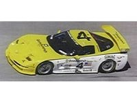 Picture of ACTION CHEVROLET CORVETTE C5R COLLINS FREON PILGRIM 24H DAYTONA 2000 1/43