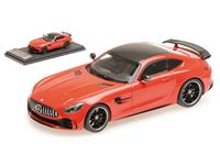 Immagine di ALMOST REAL MERCEDES AMG GT R RED 2017 1/43