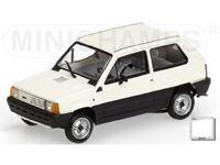 Picture of MINICHAMPS SILVER LINE FIAT PANDA 34 WHITE 1980 1/43