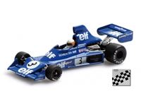 Picture of MINICHAMPS SILVER LINE TYRRELL FORD 007 JODY SCHECKTER 1975 1/43