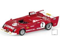Picture of MINICHAMPS SILVER LINE ALFA ROMEO 33 TT 12 WINNER SPA 1000 KM 1975 1/43