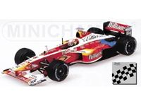 Picture of MINICHAMPS SILVER LINE WILLIAMS SUPERTEC FW21 A. ZANARDI 1999 1/43