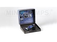 Picture of MINICHAMPS SAUBER PETRONAS C21 GIFT SET 1/43