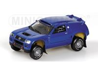 Picture of MINICHAMPS VOLKSWAGEN RACE TOUAREG HOMOLOGATION VERSION 2003 1/43