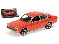 Picture of MINICHAMPS OPEL KADETT C 40 JAHRE OPEL KADETT C RED PRASENTATION IAA 1973 1/43