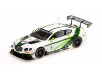Picture of ALMOST REAL BENTLEY CONTINENTAL GT3 #7 2016 1/43