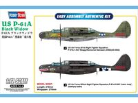 Immagine di HOBBY BOSS KIT US P-61A BLACK WIDIW 1/72