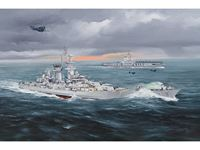 Immagine di HOBBY BOSS KIT USS HAWAII CB-3 1/350