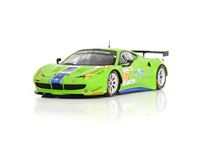 Immagine di TSM MODEL TRUE SCALE MINIATURES FERRARI 458 ITALIA GTE AM #57 KROHN RACING 24H LE MANS 2012 FUJIMI 1/43
