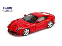 Immagine di TSM MODEL TRUE SCALE MINIATURES FERRARI F12 BERLINETTA 2013 ROSSO CORSA FUJIMI 1/43