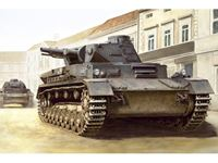 Picture of HOBBY BOSS KIT GERMAN PANZERKAMPFWAGEN IV AUSF C 1/35