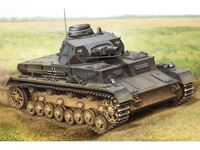 Picture of HOBBY BOSS KIT GERMAN PANZERKAMPFWAGEN IV AUSF B 1/35