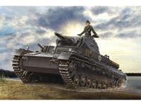 Picture of HOBBY BOSS KIT GERMAN PANZERKAMPFWAGEN IV AUSF D TAUCH 1/35