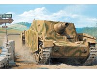 Picture of HOBBY BOSS KIT GERMAN STURMPANZER IV EARLY VERSION 1/35