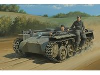 Picture of HOBBY BOSS KIT GERMAN PZ.KPFW.1 AUSF.A OHNE AUFBAU 1/35
