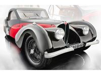 Immagine di BAUER BUGATTI ATALANTE TYPE 57SC 1937 RED & BLACK 1/12
