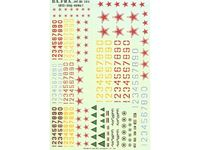 Picture of BAFRA DECALS AEREI RUSSI 1/72 & 1/48