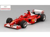 Immagine di BBR MODELS FERRARI F2002 MICHAEL SCHUMACHER WINNER FRENCH GP 2002 1/43