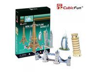 Immagine di CUBICFUN MINI ARCHITECTURE SERIES 1