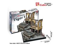 Immagine di CUBICFUN GERMAN TIGER I MID PRODUCTION 1/35