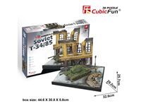 Picture of CUBICFUN SOVIET T35/85 1/35