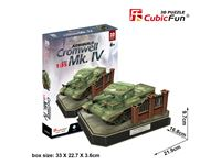 Picture of CUBICFUN BRITISH CROMWELL MK.IV 1/35