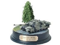 Picture of DRAGON ARMOR KFOR CHALLENGER 2 WITH UP-GRADE ARMOR SCOTS DG 1/72