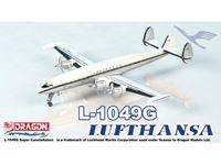Immagine di DRAGON WINGS LUFTHANSA L-1049G SUPER CONSTELLATION TIN BOX 1/400