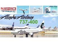 Immagine di DRAGON WINGS ALASKA AIRLINER 737-400 1/400