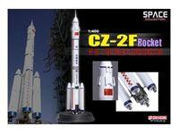Immagine di DRAGON SPACE COLLECTION SPACE ROCKET CZ-2F 1/400