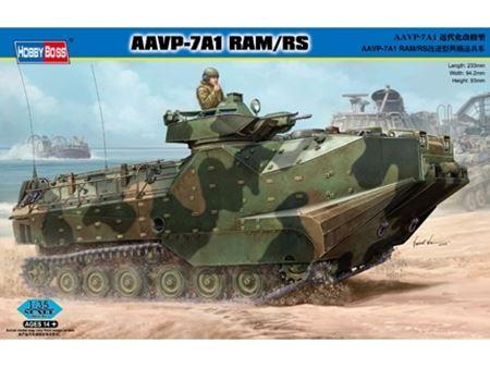 Immagine di HOBBY BOSS KIT AAVP-7A1 RAM/RS 1/35